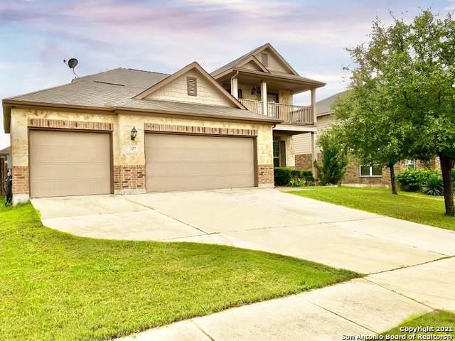327 Cylamen, New Braunfels, TX 78132 (MLS #1545889) :: The Gradiz Group