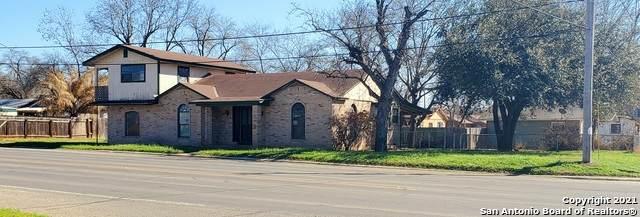 518 W Comal St, Pearsall, TX 78061 (MLS #1545891) :: Texas Premier Realty