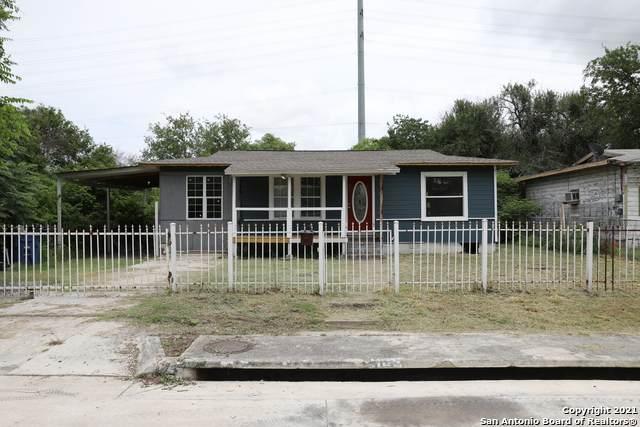 1106 Onslow Dr, San Antonio, TX 78202 (MLS #1545913) :: The Castillo Group