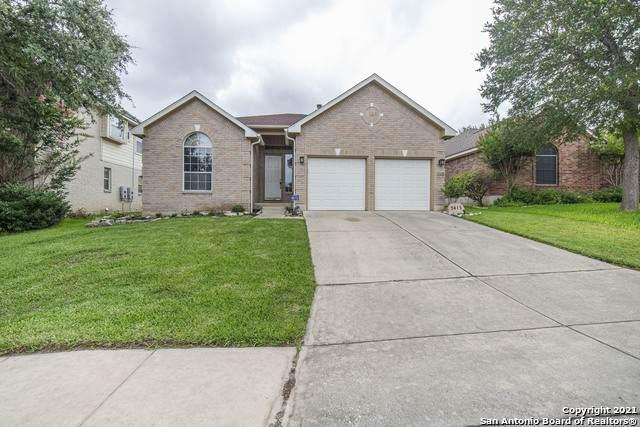 3415 Antigua, San Antonio, TX 78259 (MLS #1545981) :: The Glover Homes & Land Group