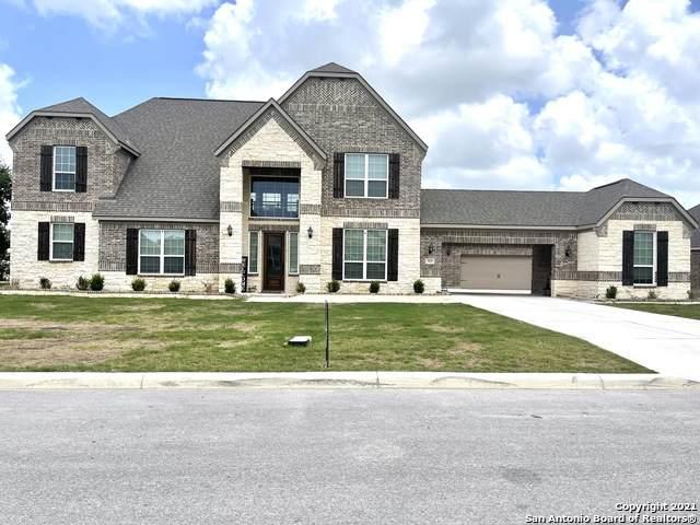 215 Red Maple Path, Castroville, TX 78009 (MLS #1546026) :: Exquisite Properties, LLC
