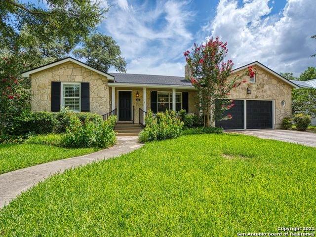 212 Brightwood Pl, San Antonio, TX 78209 (MLS #1546118) :: The Mullen Group | RE/MAX Access