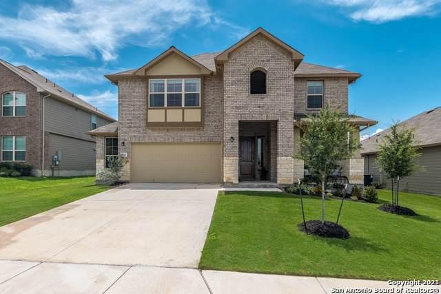 4811 Top Ridge Ln, Schertz, TX 78108 (MLS #1546204) :: The Mullen Group   RE/MAX Access