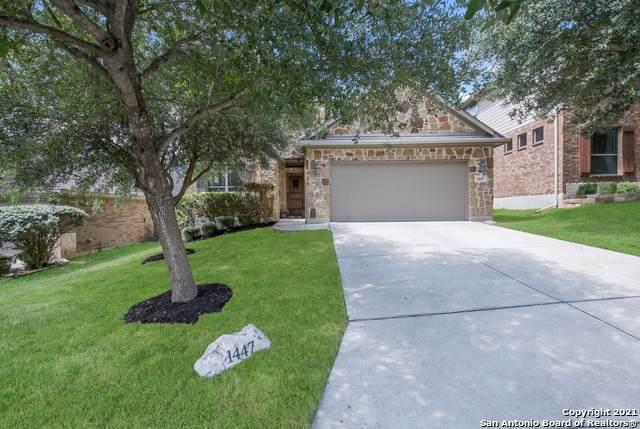1447 Sparrow Song, San Antonio, TX 78260 (MLS #1546212) :: The Real Estate Jesus Team