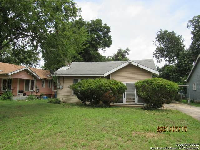 915 Canton, San Antonio, TX 78202 (#1546216) :: The Perry Henderson Group at Berkshire Hathaway Texas Realty