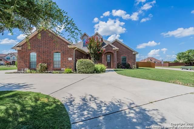 10499 Hunter Heights, Schertz, TX 78154 (MLS #1546246) :: Phyllis Browning Company