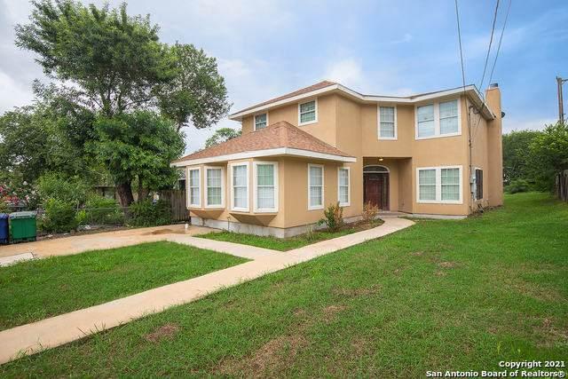 1402 Avant Ave, San Antonio, TX 78210 (MLS #1546313) :: The Lopez Group