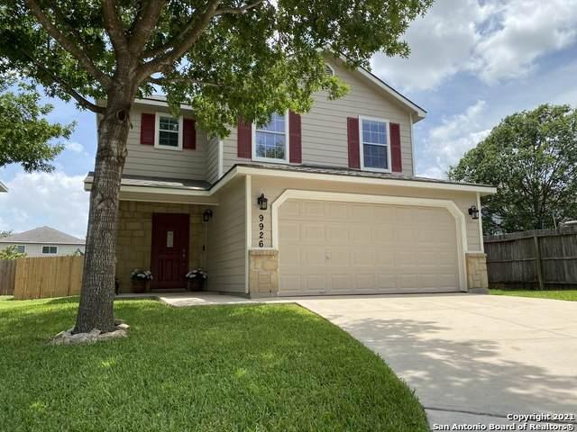 9926 Red Ascot, San Antonio, TX 78254 (MLS #1546326) :: The Real Estate Jesus Team
