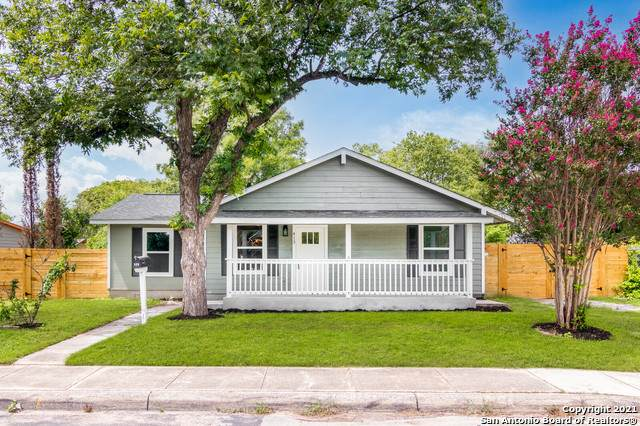 413 Agnes Dr, San Antonio, TX 78212 (MLS #1546329) :: The Glover Homes & Land Group