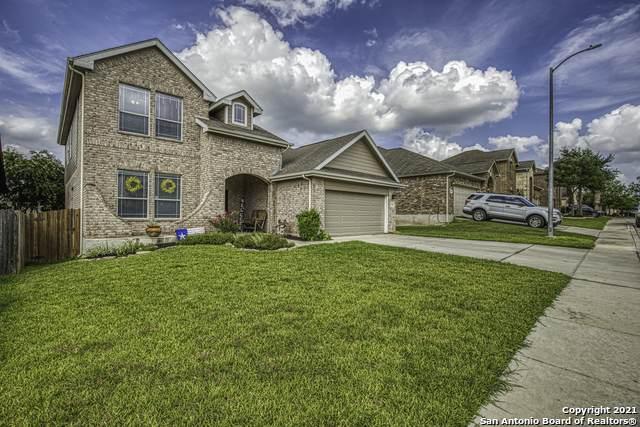 3703 Sweet Olive, San Antonio, TX 78261 (MLS #1546343) :: The Castillo Group