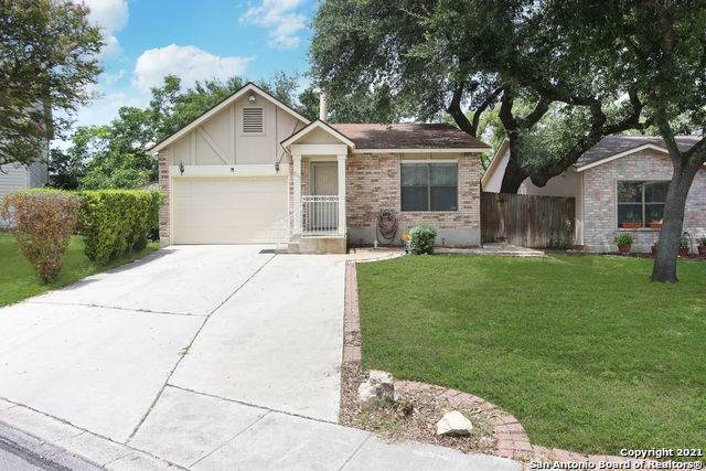 7343 Hunters Raven, San Antonio, TX 78249 (MLS #1546370) :: Carter Fine Homes - Keller Williams Heritage