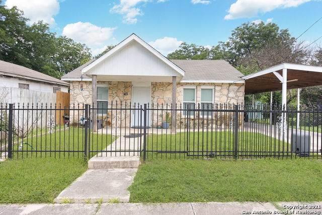 718 SW 41ST ST, San Antonio, TX 78237 (MLS #1546406) :: The Mullen Group   RE/MAX Access