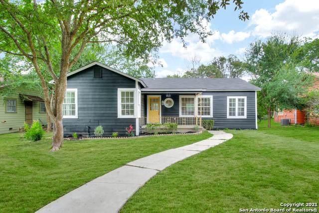 362 Meredith Dr, San Antonio, TX 78228 (MLS #1546442) :: Exquisite Properties, LLC