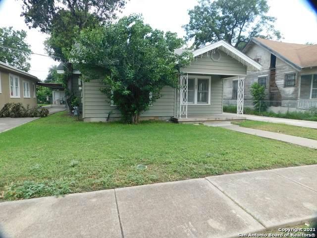 227 Linares St, San Antonio, TX 78225 (MLS #1546446) :: JP & Associates Realtors