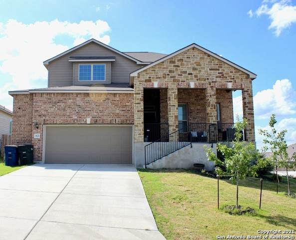 3621 Black Cloud Dr, New Braunfels, TX 78130 (#1546477) :: The Perry Henderson Group at Berkshire Hathaway Texas Realty
