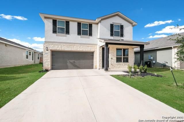 2422 Greystone Landing, San Antonio, TX 78259 (MLS #1546498) :: Exquisite Properties, LLC