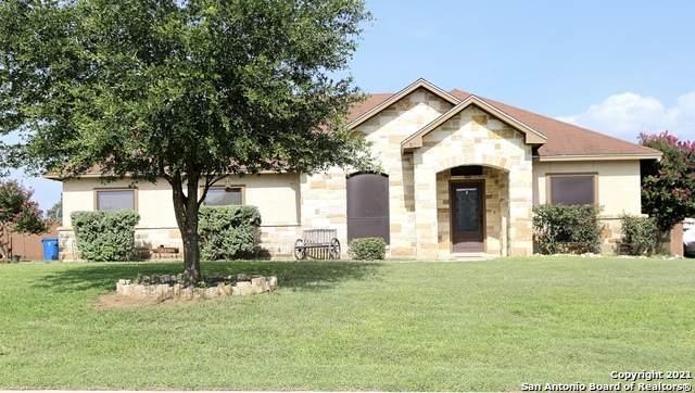 531 Bonita Creek Dr, Pleasanton, TX 78064 (MLS #1546540) :: The Glover Homes & Land Group