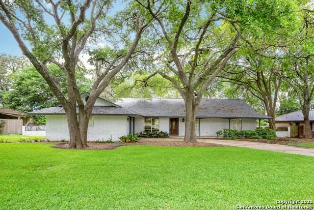 603 Prinz Dr, San Antonio, TX 78213 (MLS #1546543) :: JP & Associates Realtors