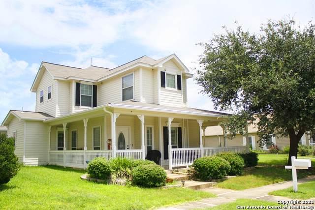 160 Whitewing Way, Floresville, TX 78114 (MLS #1546547) :: The Real Estate Jesus Team