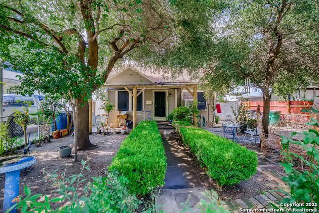 126 Edinburg St, San Antonio, TX 78210 (#1546564) :: The Perry Henderson Group at Berkshire Hathaway Texas Realty