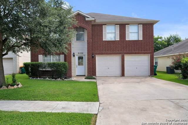 8406 Copperplace, Converse, TX 78109 (#1546575) :: The Perry Henderson Group at Berkshire Hathaway Texas Realty