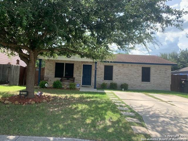 2919 Spice Meadows, San Antonio, TX 78222 (MLS #1546596) :: The Gradiz Group