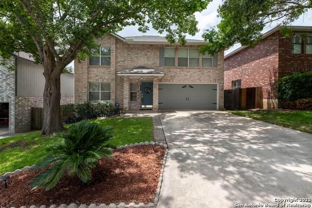 2407 Canyon Rim, San Antonio, TX 78232 (MLS #1546604) :: Carter Fine Homes - Keller Williams Heritage