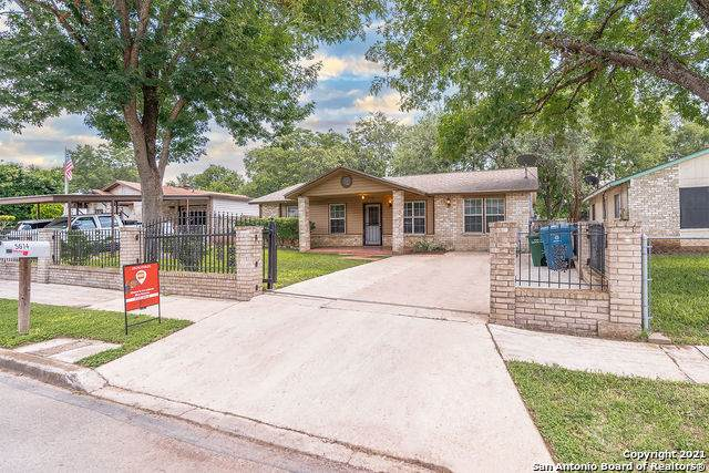 5614 Rushhill St, San Antonio, TX 78228 (MLS #1546606) :: The Rise Property Group