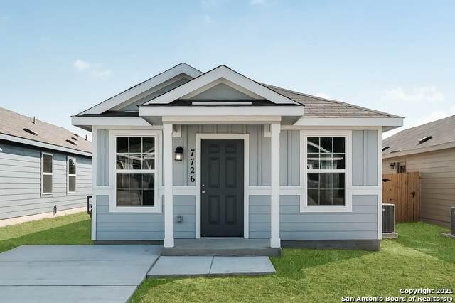 7319 Cultivator Way, San Antonio, TX 78252 (MLS #1546607) :: Exquisite Properties, LLC