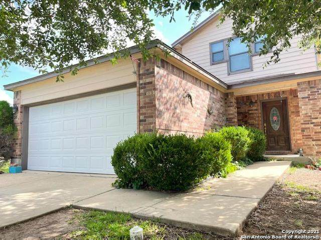 265 Myrtle St, Kyle, TX 78640 (MLS #1546613) :: The Glover Homes & Land Group
