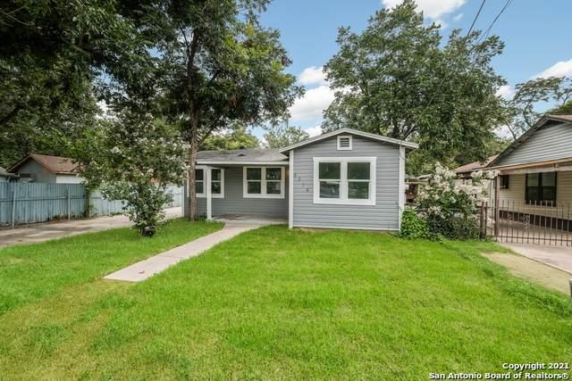 6314 Curtis St, San Antonio, TX 78214 (MLS #1546624) :: The Glover Homes & Land Group