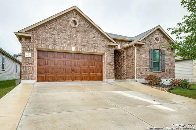 420 Landmark Falls, Cibolo, TX 78108 (MLS #1546641) :: The Glover Homes & Land Group