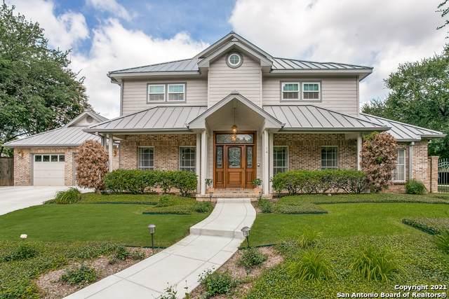 14 Scarborough Sq, San Antonio, TX 78218 (MLS #1546654) :: REsource Realty