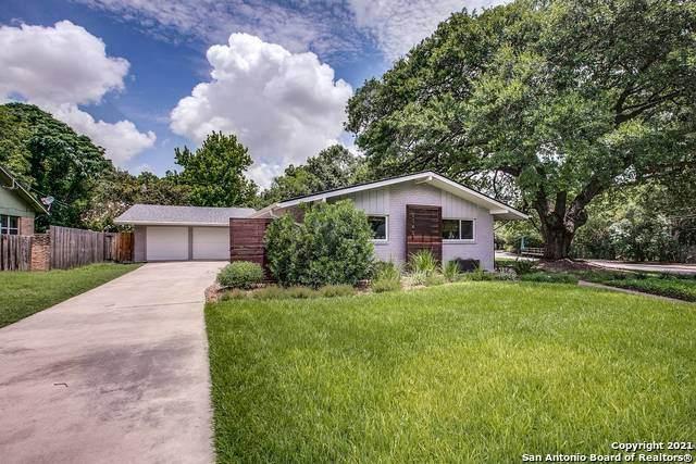2343 Blanton Dr, San Antonio, TX 78209 (MLS #1546684) :: The Mullen Group | RE/MAX Access