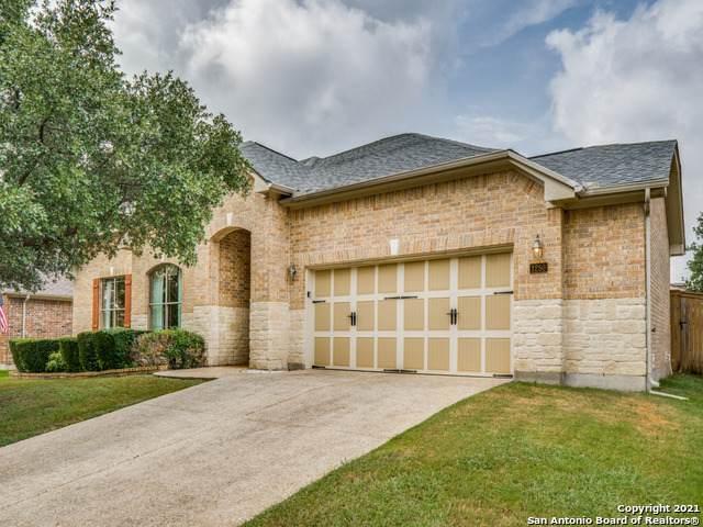 1250 Bluemist Bay, San Antonio, TX 78258 (MLS #1546704) :: Vivid Realty