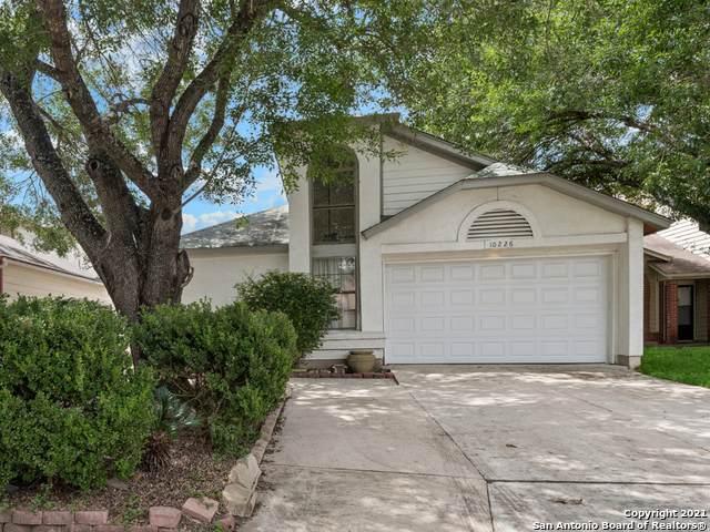 10226 Athens Field, San Antonio, TX 78245 (MLS #1546730) :: Exquisite Properties, LLC