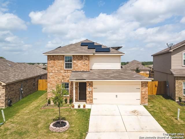 15255 Walcott Ridge, Von Ormy, TX 78073 (MLS #1546733) :: Exquisite Properties, LLC