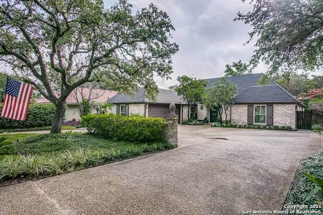 7610 Kim St, San Antonio, TX 78209 (MLS #1546754) :: Carolina Garcia Real Estate Group