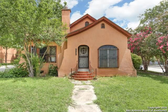 2301 Buena Vista St, San Antonio, TX 78207 (MLS #1546761) :: Carter Fine Homes - Keller Williams Heritage