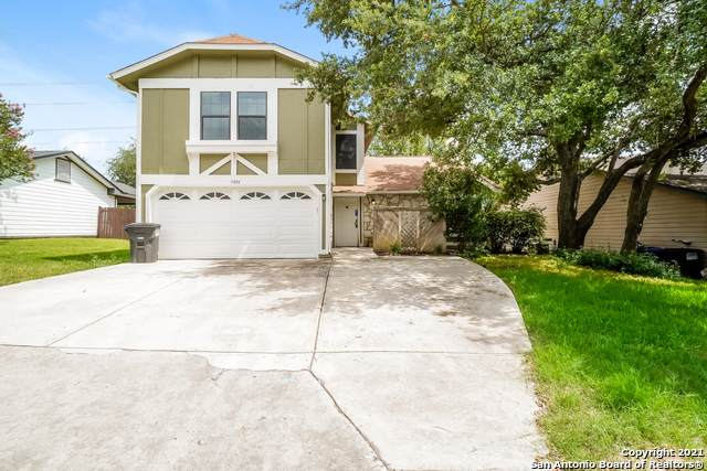 5406 Vista Court Dr, San Antonio, TX 78247 (MLS #1546789) :: Tom White Group