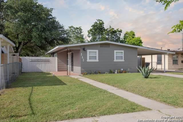 210 E Formosa Blvd, San Antonio, TX 78221 (MLS #1546790) :: Countdown Realty Team