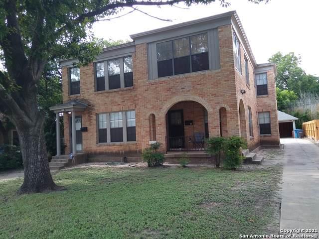 109 E Ridgewood Ct, San Antonio, TX 78212 (#1546829) :: Zina & Co. Real Estate