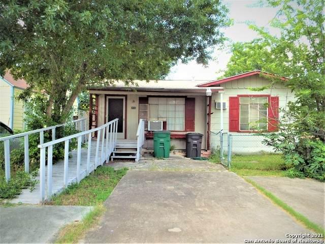 2035 Waverly Ave, San Antonio, TX 78228 (MLS #1546863) :: The Gradiz Group