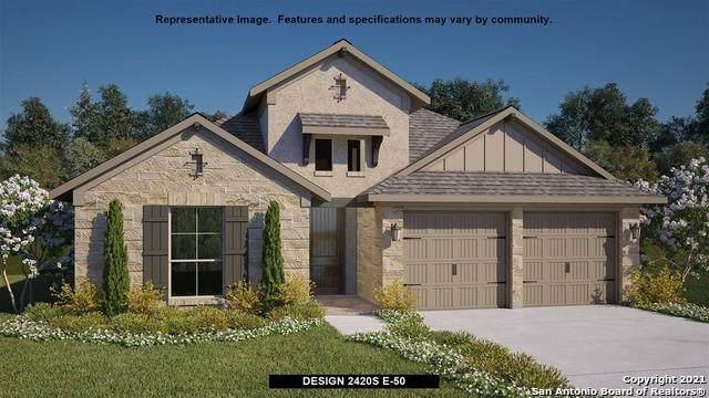 1137 Cadogan Squire, San Antonio, TX 78260 (MLS #1546946) :: The Gradiz Group