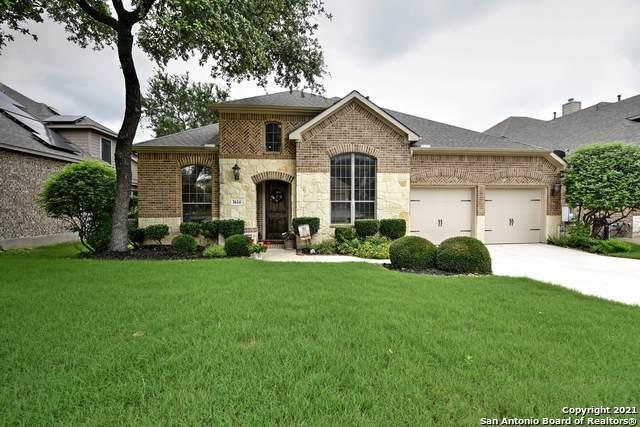 3614 Galveston Trail, San Antonio, TX 78253 (MLS #1546993) :: REsource Realty