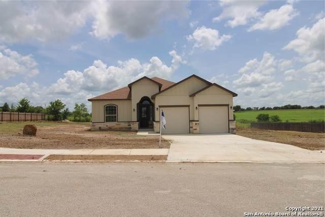 615 Abbott Ridge, St Hedwig, TX 78152 (MLS #1546997) :: The Lopez Group