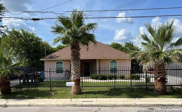 341 Azucena St, San Antonio, TX 78237 (MLS #1547000) :: Vivid Realty