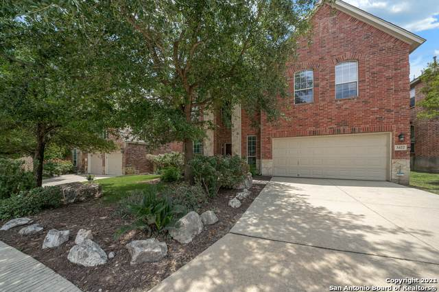 3422 Highline Trail, San Antonio, TX 78261 (#1547023) :: Zina & Co. Real Estate