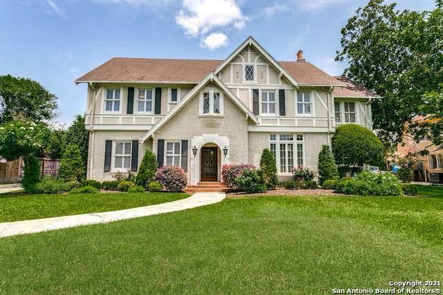 117 Geneseo Rd, Terrell Hills, TX 78209 (MLS #1547035) :: Concierge Realty of SA