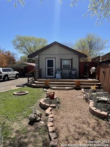 1438 Santa Rita, San Antonio, TX 78214 (MLS #1547057) :: The Castillo Group